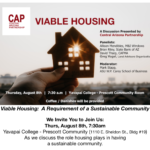 Viable Housing Discussion
